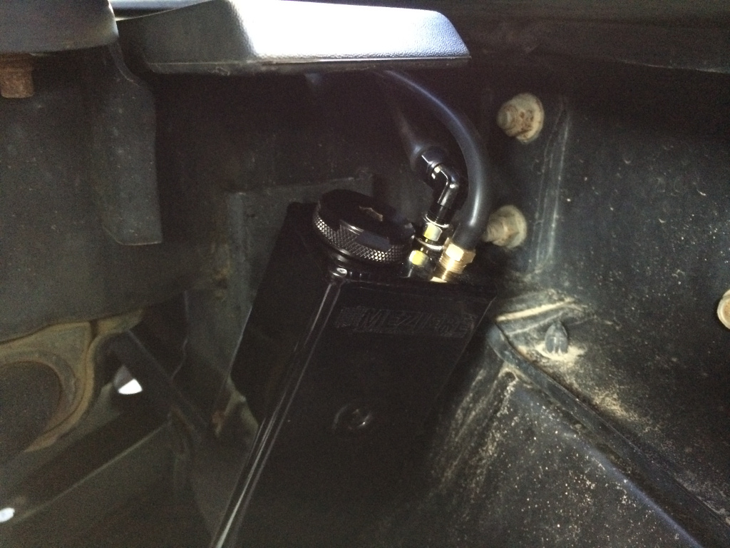Prodigy Performance 36 Turbo Diy Install Page 22 Jeep Engine Coolant Overflow Hose And Run The Vent Along Same Path As